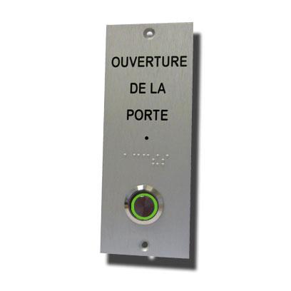PLB40 Ouverture de la porte